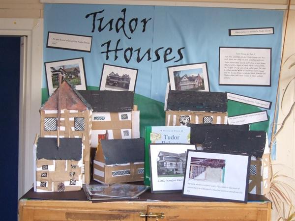 Year 5 Tudor Houses