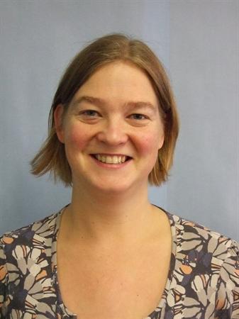 Mrs Helen Harrison,  Y3/4 teacher (P/T)
