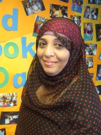 Mrs Bushra Awan,  KS2 Teaching Assistant