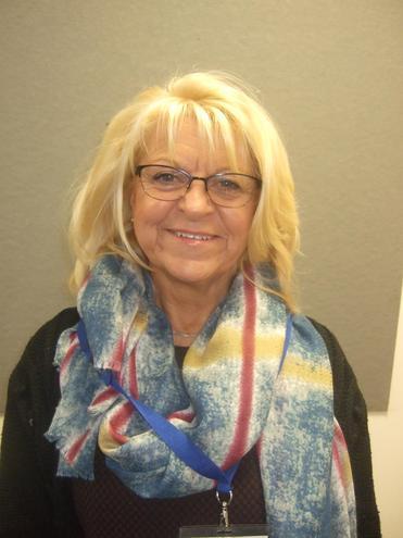 Mrs Carol Breegan, SEN Teaching Assistant