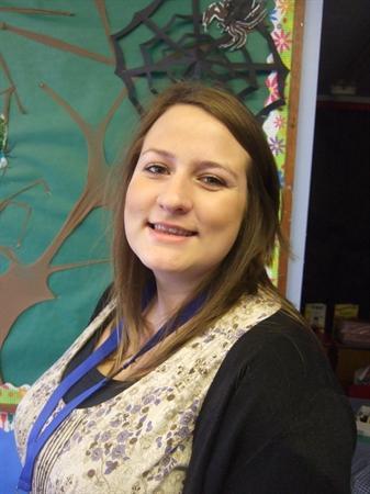 Miss Becky Kemp, Year 5/6 teacher