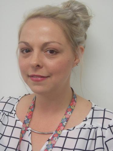 Mrs Amanda Hughes, SEN Teaching Assistant