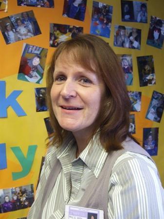 Mrs Susan Willis, Higher Level Teaching Assistant