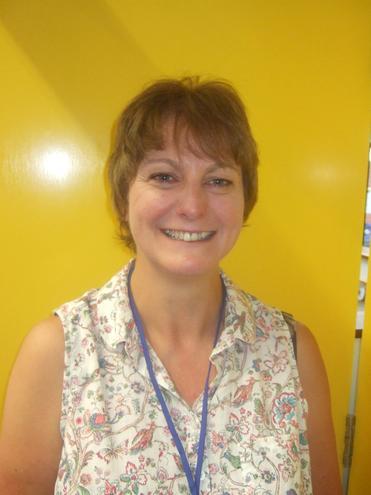 Mrs Jan Robinson, Year 5/6 teacher