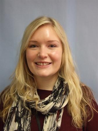 Miss Rebecca Adamson, Year 3/4 teacher