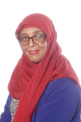 Miss Bushra Shaikh - Y3/4 Teaching Assistant/Club DP Deputy Manager