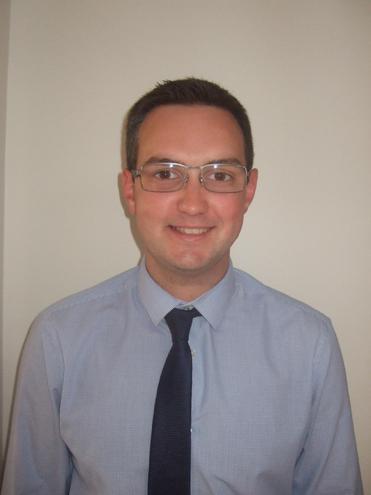 Mr Andrew Robinson, Year 3/4 teacher