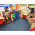One of our reading areas.