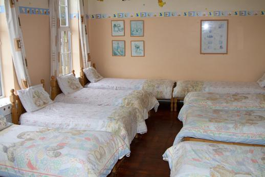 Large dormitory - 10 beds