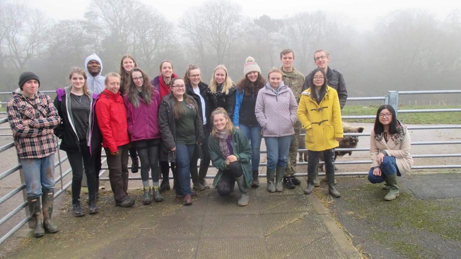 Birmingham University Conservation Volunteers