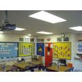 Year 4 Classroom