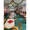 Donnington's Dinner Hall