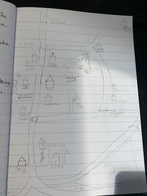 Chloe's Map