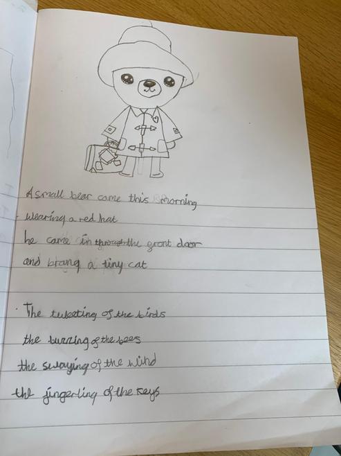 Erin's Sound Poem