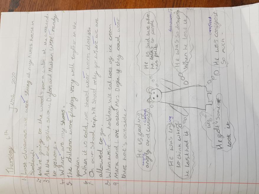 Esmee's Writing