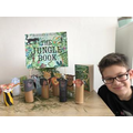 Pal - Jungle Book characters to celebrate World Book Day