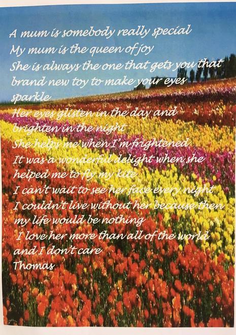 Thomas Moore Y5