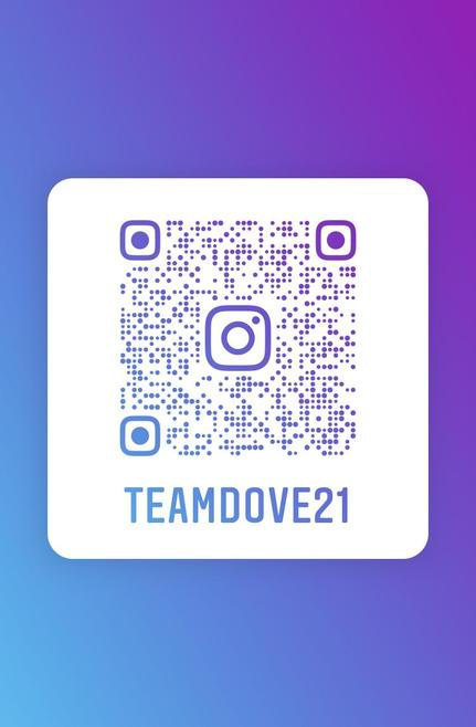 QR code link to Instagram page
