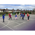 Netball: playing by the rules.