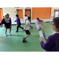 Citizenship: play leader training to support younger children.