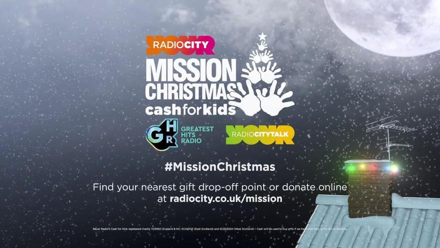 Radio City listeners donated 20 gifts at Christmas.