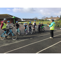 Bike ability, basic skills review.