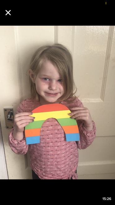 Sharing rainbows