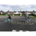 Bike ability, practise before taking to the road.