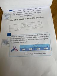 Such brilliant maths work by Rhys