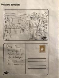 Amazing homework by Penny