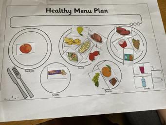 Rhy's healthy meeting plan