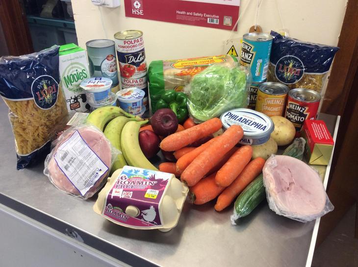 10 day food box