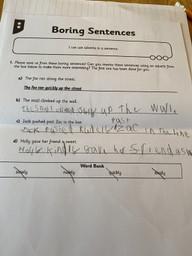Rhys making boring sentenses really interesting