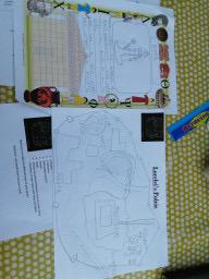 Lorelei's Greek hero and Poleis map