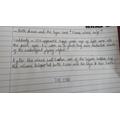 Ben's story part 2.