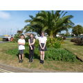 Heritage Horticulture Project Winners; Harry, Daisy and Amelia