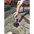 Theo's Volcano experiment Part 3