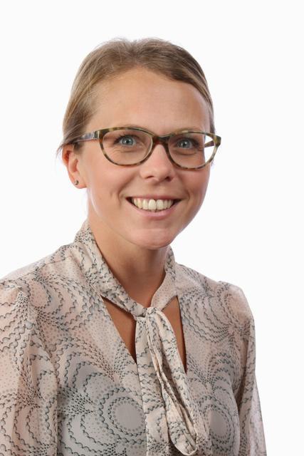 Laura Malcomber - Reception Teacher