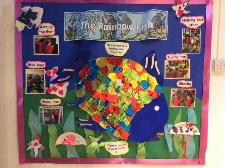 Nursery - The Rainbow Fish