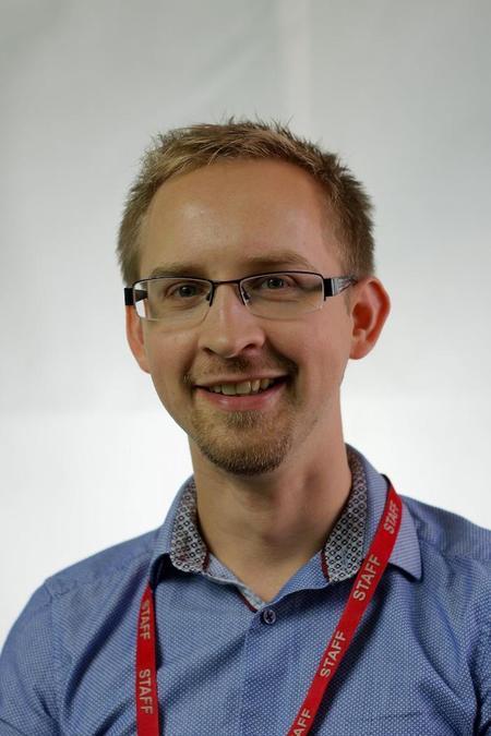 Tim Ruffer - Year 6 Teacher/SMT