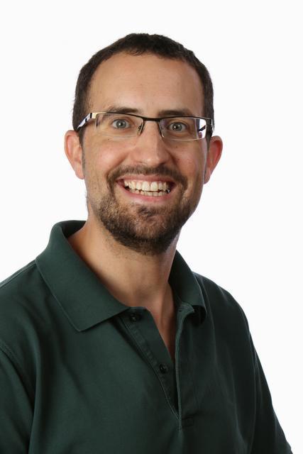 Guy Troup - MFL coordinator