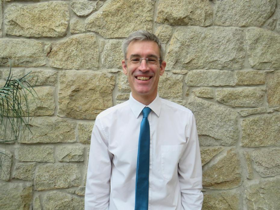 Mr Michael Poots (Principal)