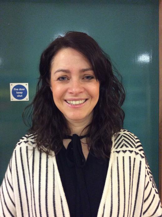 Mrs Swan - Nursery Teacher