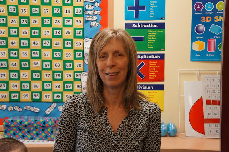 Mrs Donaldson