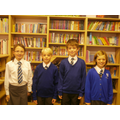 Congratulations to Oscar, Teddy, Libby and Alice!