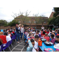 Whole School Street Party