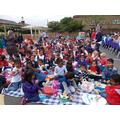 Whole School Street Party