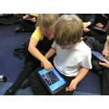 Computing - Using i-pads