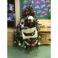 Turtles Christmas Tree