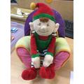 Meet Hug the Elf